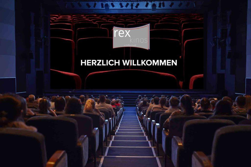 Design für Kino